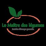 logo le maitre des légumes infographiste freelance casablanca